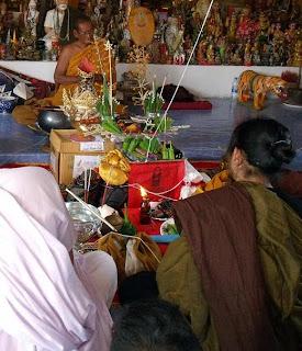 Ruesi blesing ceremony