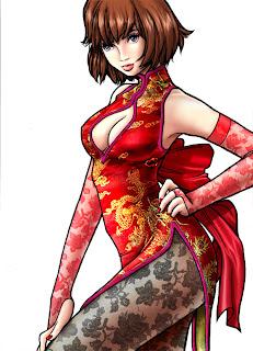 Umairgamer Tekken 6 Br Anna Williams Tribute