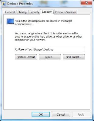 Super Change Desktop Location In Windows 7 Home Interior And Landscaping Spoatsignezvosmurscom