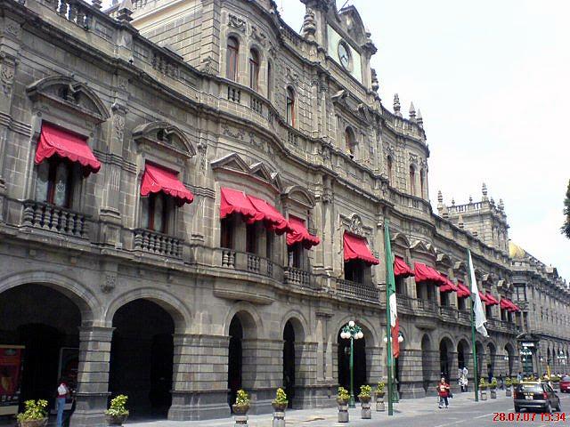 Palacio Municipal de Puebla