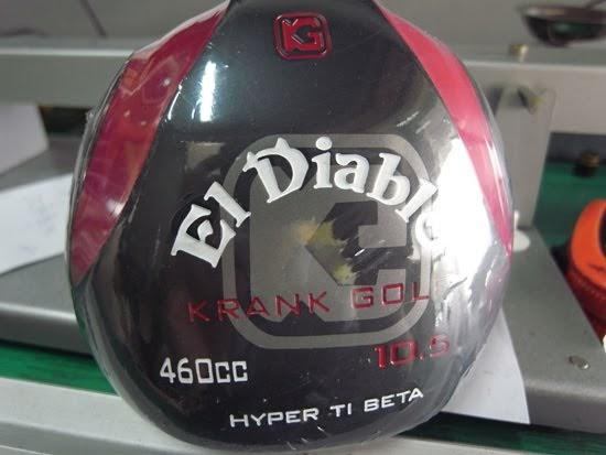 Krank golf el diablo