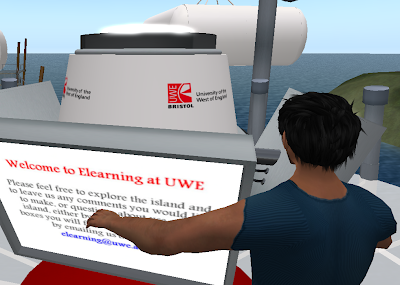 Elearning at UWE