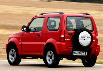 suzuki jimny 1 3 jlx hard top daily car reviews. Black Bedroom Furniture Sets. Home Design Ideas