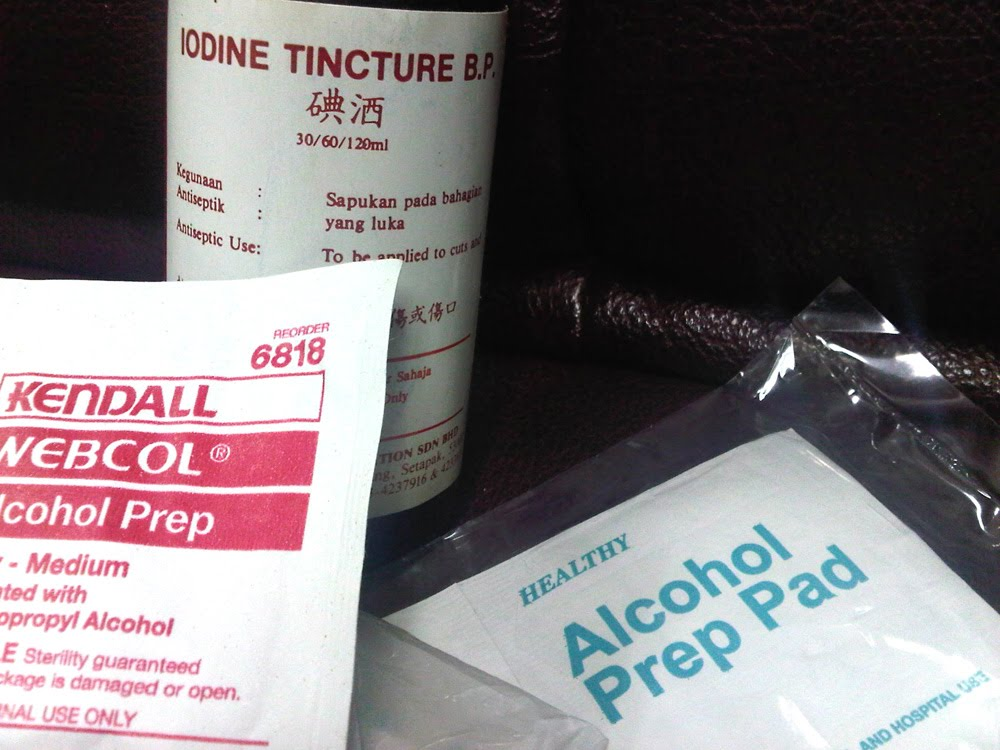 First Aid Kit Untuk Kucing My Dearcats Dc