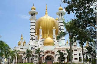 Gambar Masjid Selat Melaka