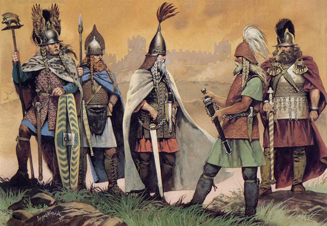 Resultado de imagen de celtas