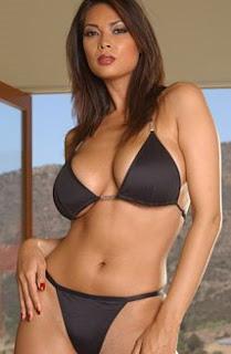 Tera Patrick bikini panties