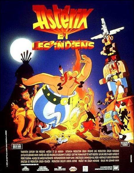 Baixar Filme Asterix: Conquista a America - Dublado