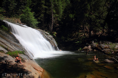 Swimming Holes Of California Carlon Falls Stanislaus