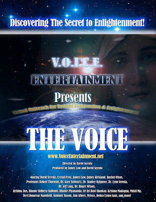 THE VOICE, A V.O.I.C.E. Entertainment Original Feature Film