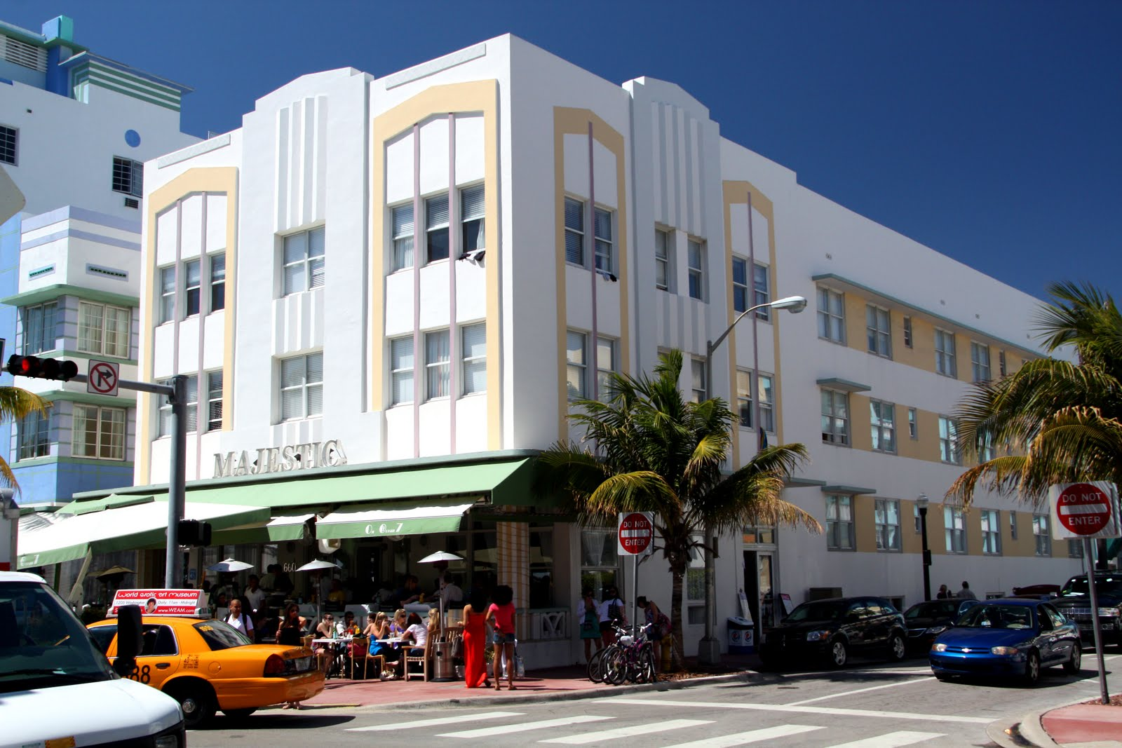 Life Self Guided Miami South Beach Art Deco Tour Mar 13 Panoramio Photo Of Majestic Hotel