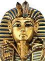 Tutankamen's Death Mask