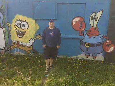 SpongeBob, The Wizard and Mr. Krabs