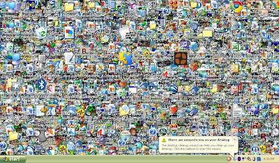 There are unused icons on your desktop... - Click here for a larger view!
