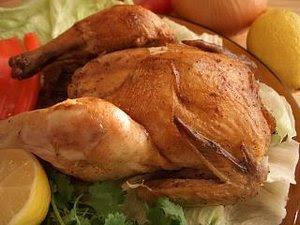 Masakan ayam kali ini cukup istimewa dgn bentuk daging utuh lembut dgn warna manis Resep Ayam Panggang Utuh di Oven