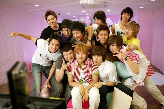 Effpoo4our Happy 5th Anniversary Super Junior