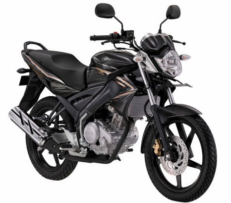 2010 Yamaha New V Ixion Release