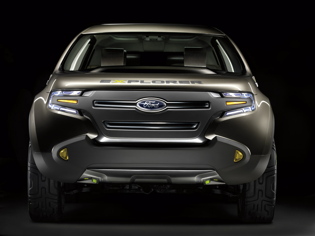 Used Ford Explorers