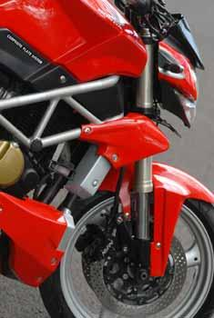 Modifikasi  HondaTiger Revo Ducati Concept