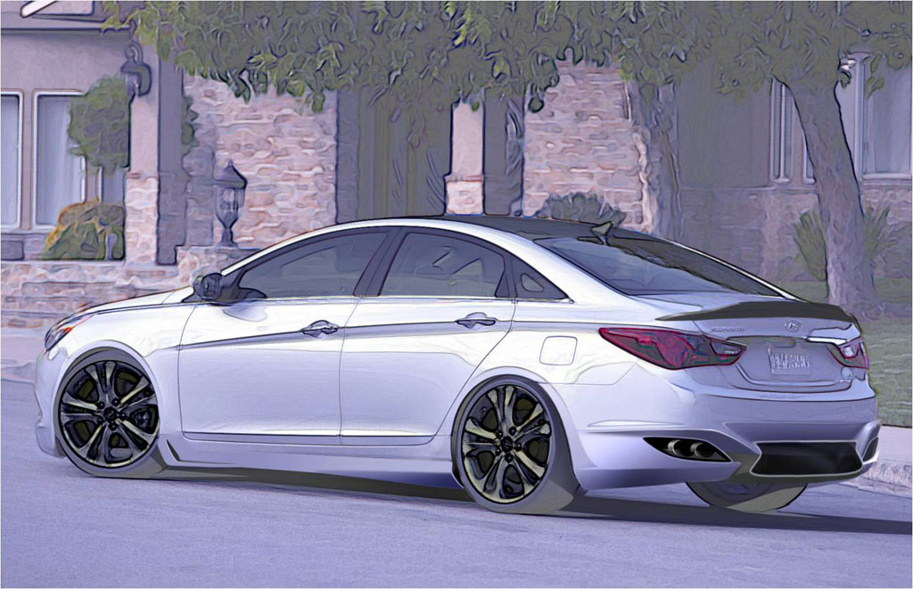 Hyundai Sonata Turbo By Rides And 0 60 Magazines New Car Used 2017 Genesis G90 A Luxury Sedan Star Is Born Gone Are The