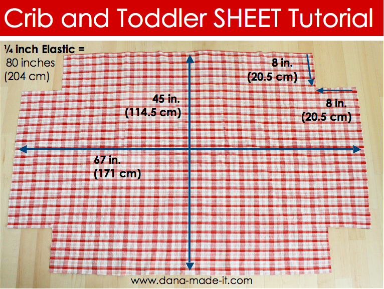 Crib & Toddler Bed SHEETS  MADE EVERYDAY