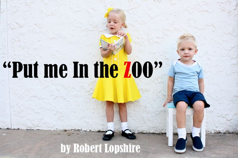 Dr seuss put me in the zoo quotes