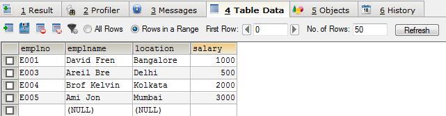 Create Excel file using java API | Half Wit