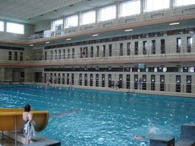 Bassin natation Neptunium Schaerbeek