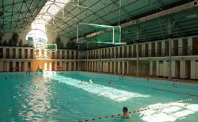 piscine Ixelles