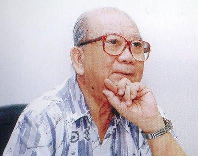 Chin Peng, kini uzur dan sudah dimamah usia.
