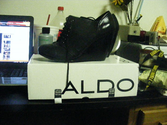 Shoe Store Called Aldo