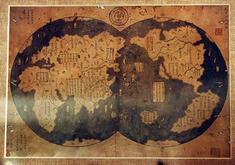 ΧΑΡΤΗΣ ΧΡΙΣΤ.ΚΟΛΟΜΒΟΥ 1492