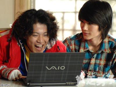 Oguri Shun and Miura Haruma
