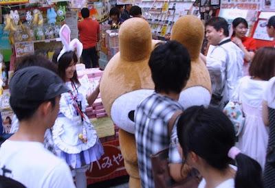 Quelques détails pratiques sur la vie a Tokyo