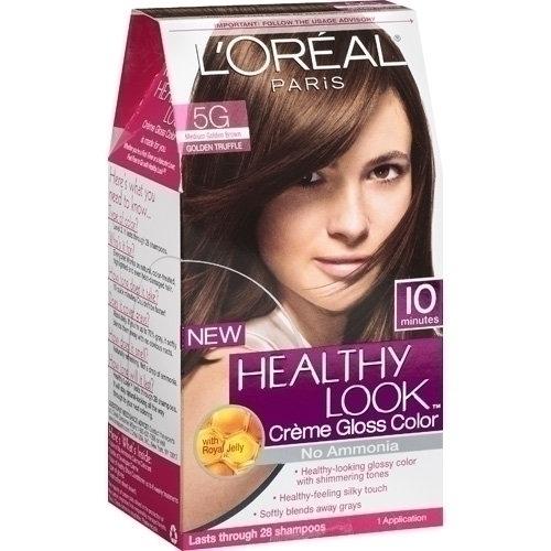 Rants Of A Makeup Junkie L Oreal Box Hair Dye Review
