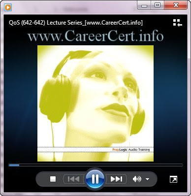 CCIP CCVP QOS 642-642 » CareerCert info
