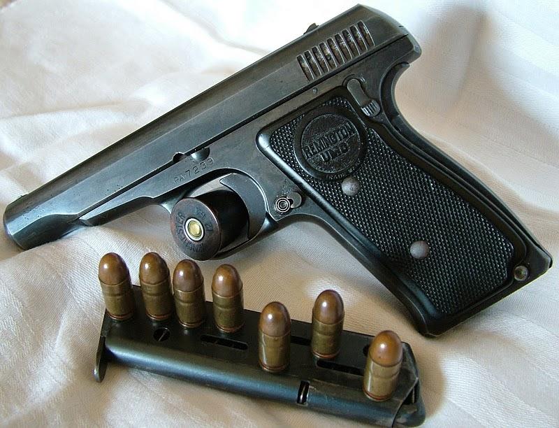 K And J Auto >> Pistola Remington Mod. 51 | Armas de Fuego