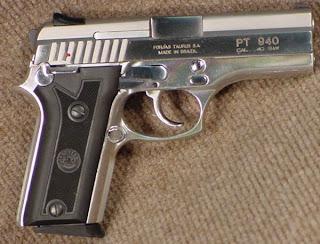 Fotos de pistolas .40 taurus