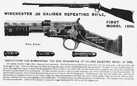 Armas de Fuego: Rifle Winchester