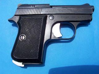 Pistola Tanfoglio Mod  GT27 cal  6 35 | Armas de Fuego