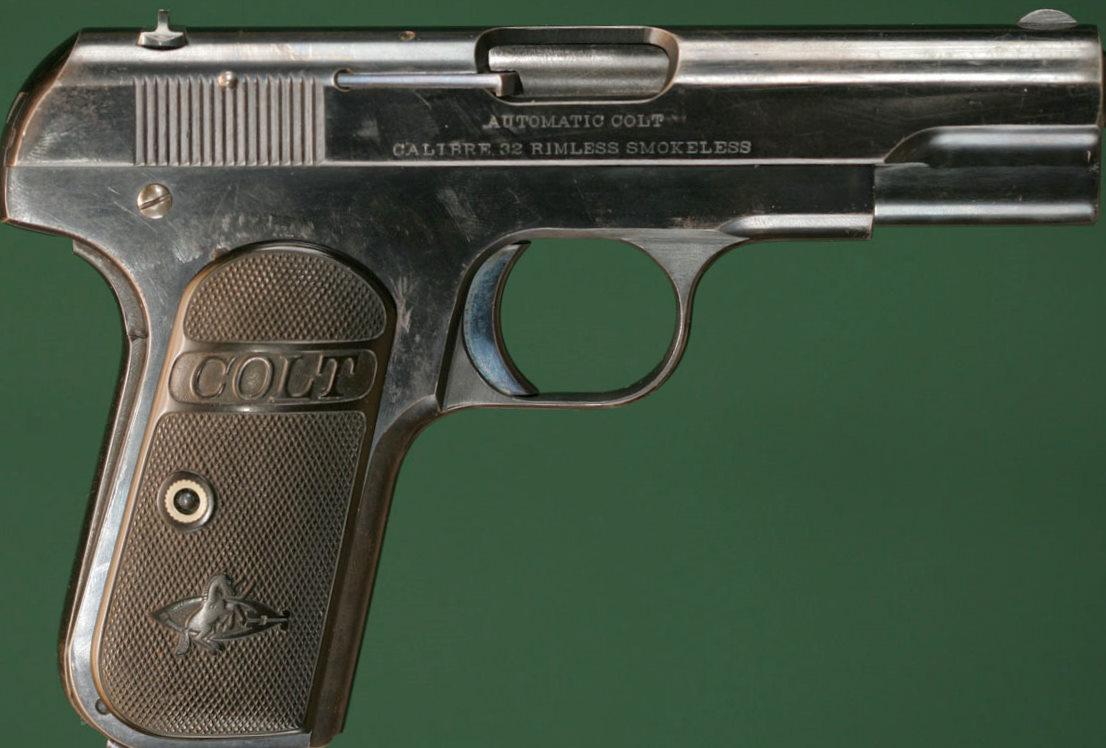 Armas de Fuego: pocket