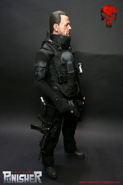 """Toyhaven: Art-Figures: SAVES """"Punisher: War Zone"""" Figure ..."""