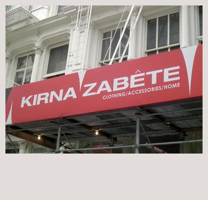lost in SOHO    KIRNA ZABETE