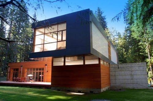 Grandi o piccole ditte di case prefabbricate dise o de for Piccole case moderne