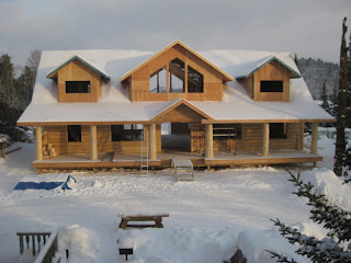 Winter Cabin Rentals & Snowmobile Report - Hungry Jack Lodge