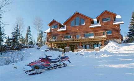 WINTER IS COMING TO THE GUNFLINT TRAIL - Hungry Jack Lodge