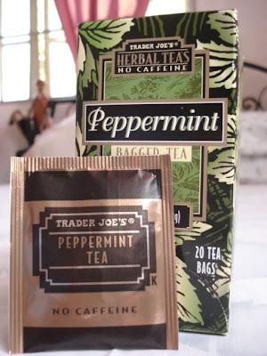 My 별 the brightest.: Trader Joe's Peppermint Tea