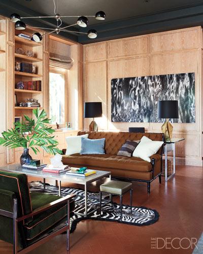 The North Elevation Spaces Nate Berkus Adams Residence