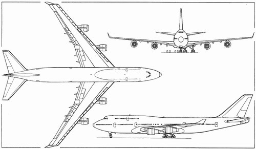 Dreams of Flying: Boeing 747 Jumbo Jet series