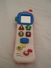 Baby Heaven Vtech Little Smart Tiny Touch Telephone